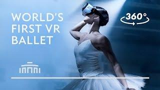 NIGHT FALL -  First Virtual Reality Ballet in the World (360°)